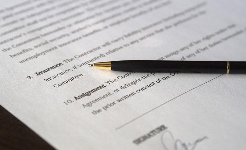 Kara umowna na wypadek odstąpienia – nowa uchwała SN